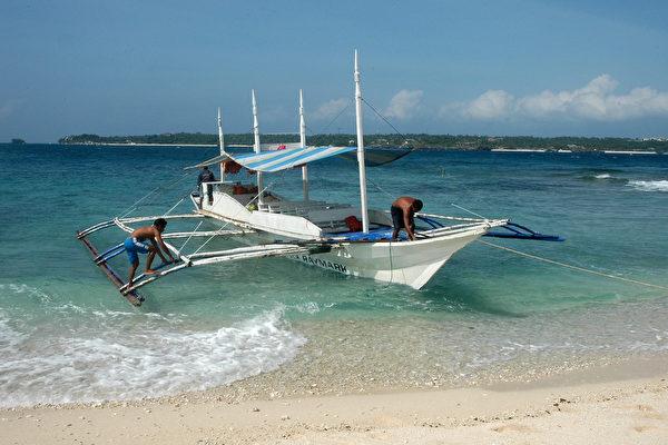 菲律宾长滩岛(大纪元图片)