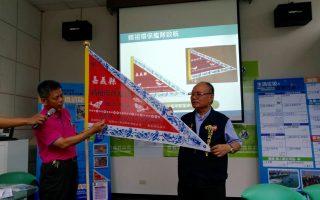 7月22日东石渔港见证环保舰队启航