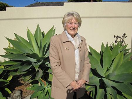 前奥运名将Jan Becker女士近照。(Jan Becker提供)