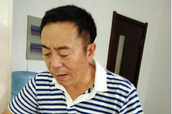 遼寧農民工討要工資未果,招致7年牢獄之災。 (張龍提供)