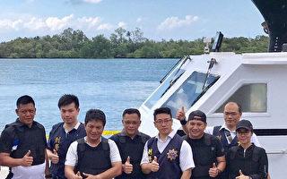 印尼最大安毒走私 警方追緝再逮5台嫌
