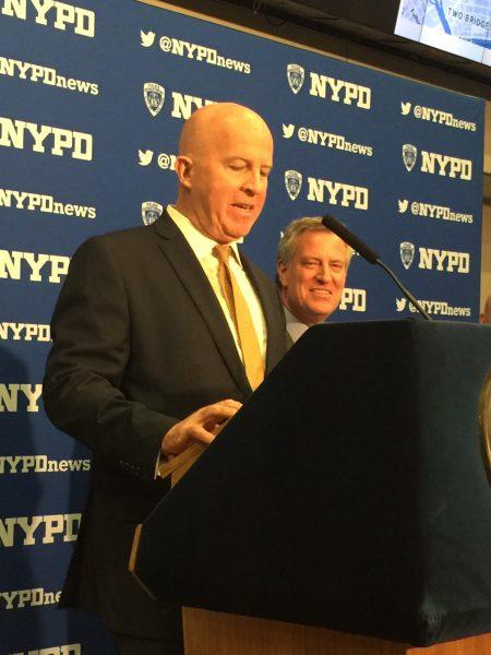 6月30日紐約警察局公佈獨立日安保措施。