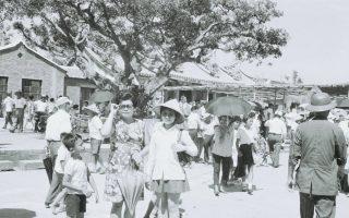 新竹市客家义民祭十五年大轮庄   东区客庄举行