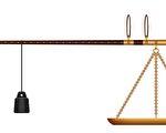 """""""天地之间一杆秤""""秤的是良心、诚信。(Fotolia)"""