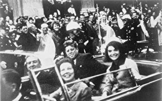 1963年11月22日,時任美國總統肯尼迪遇刺,震驚世界。(維基百科公有領域)