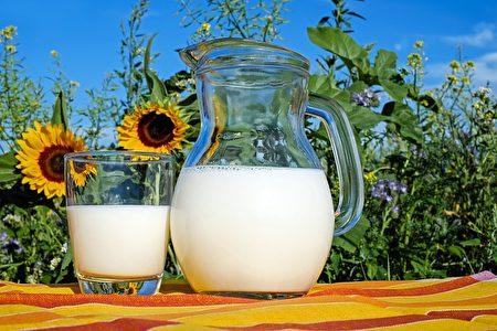 牛奶。(Couleur/CC/Pixabay)