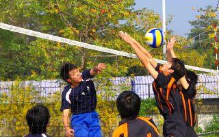 今年有40支男队和45支女队将在华埠一展身手。 (大纪元资料库)