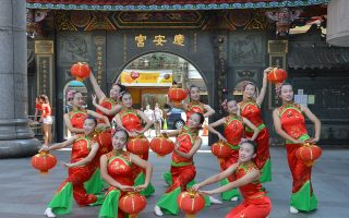 楓香舞蹈團7/19起前往美、法及大陸表演