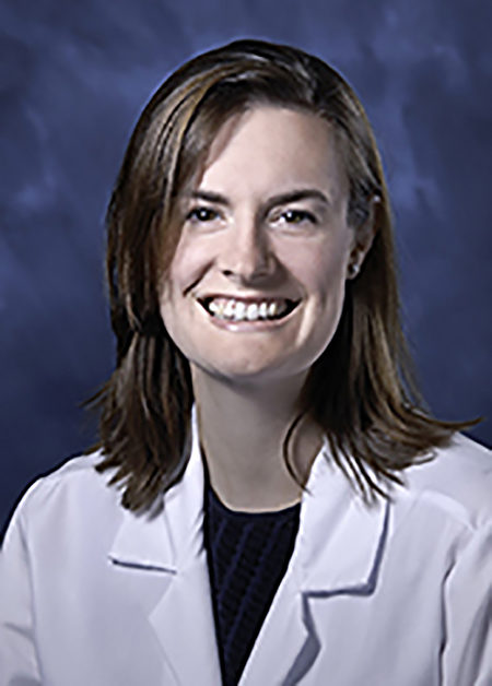 雪松西奈医疗中心专家Dr. Bobbie Rimel主讲HPV和子宫颈癌的关系。(本人提供)