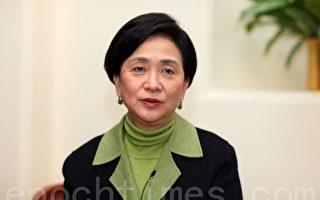 香港著名民主人士、立法局資深前議員劉慧卿女士。(大紀元)