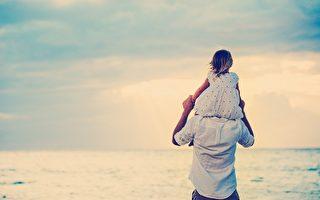 父爱如山 十八年的离别