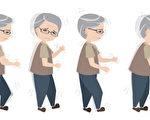 美国匹兹堡大学(University of Pittsburgh)的研究发现,年长者走路速度变慢与其大脑的认知功能衰退有关。(Fotolia)