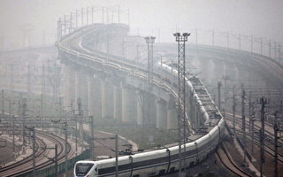 中共高铁外交受阻,是因为太热衷政治战略和达成交易,忽略了项目本身的商业性和风险。(ChinaFotoPress/Getty Images)