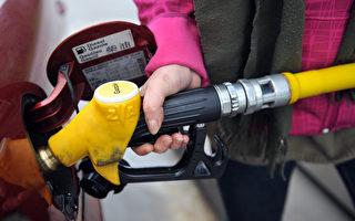 7月6日公布的法国环保计划中规定2040年以前停售柴油车和汽油车。图为法国一个加油站上一名女士正在给柴油车加油。(FRED TANNEAU/AFP/GettyImages)