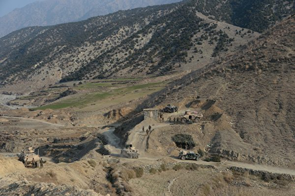 美國五角大樓週五(7月14日)表示,美軍已經在庫納爾省擊斃伊斯蘭國(IS)恐怖組織在阿富汗分支ISIS-K現任最大頭目阿布•賽義德。(Abu Sayed)。(Photo credit should read Noorullah Shirzada/AFP/Getty Images)