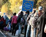 隨著湧入德國的難民數量增加,有關難民的訴訟案件也大幅增加了。(Johannes Simon/Getty Images)