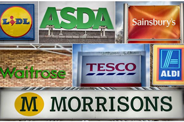帶你了解英國的超市。(Matt Cardy/Getty Images)