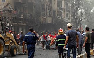 2016年全球所发生的最致命恐怖袭击是巴格达袭击。当年7月3日,巴格达南部卡拉达区一处繁忙的购物区,一名IS自杀炸弹客引爆一辆载有炸药的卡车,造成382人死亡,另有200人受伤。(Photo credit should read SABAH ARAR/AFP/Getty Images)