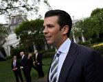 《纽约时报》近日发表的川普(特朗普)长子去年曾与俄罗斯律师见面的文章,再次引发通俄门风波。(Photo by Win McNamee/Getty Images)