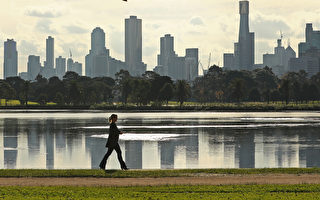 澳洲人一天平均走4941步,在懶惰排行版上位列第19名。 (Scott Barbour/Getty Images)