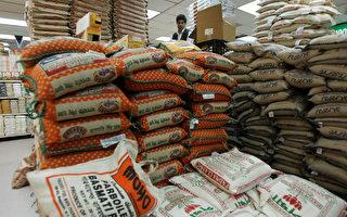 根據美國農業部長佩杜(Sonny Perdue)7月20日宣布的最新協議,美國糧農將首次能夠出口大米到中國。 (Mario Tama/Getty Images)