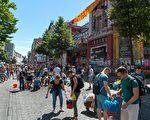 G20峰會後 漢堡數千名義工上街「大掃除」