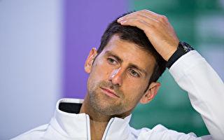 图:前世界第一、塞尔维亚人球王德约科维奇因伤将缺席2017赛季余下的所有赛事。(Joe Toth - AELTC Pool/Getty Images)