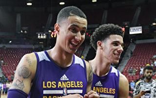 湖人NBA夏联夺冠 魔术师:复兴从此开始