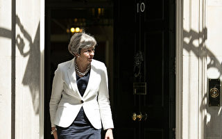 英國梅首相告誡保守黨大臣:不要背後說壞話