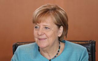 德國將於9月24日大選,現任總理默克爾作為基民盟候選人挑戰四連任。(Sean Gallup/Getty Images)