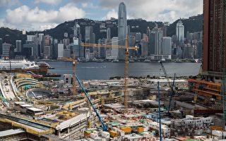 中共警察在香港巡邏?高鐵車站計劃引憤怒