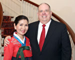 【專訪】從韓國鄉村走出的美國州長夫人