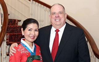 【专访】从韩国乡村走出的美国州长夫人