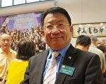 西柯汶纳市(West Covina)首位华裔议员的吴桐淮(Tony Wu)。(刘菲/大纪元)