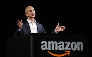 亚马逊或成美股首档兆元企业