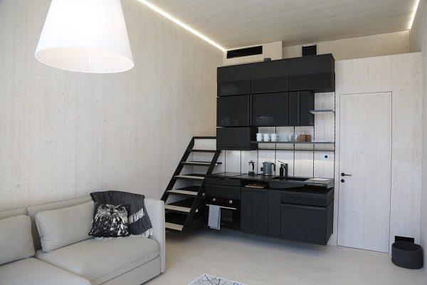 KODA interior