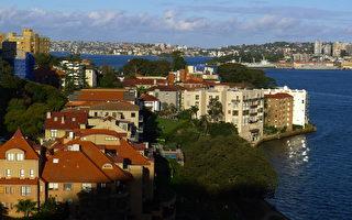 悉尼的租金收入比為29%,在Rent Cafe的排名中略升至第9位。(簡沐/大紀元)