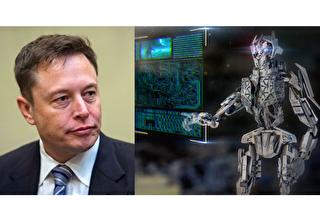 特斯拉CEO警告:電腦智慧或控制資訊發動戰爭