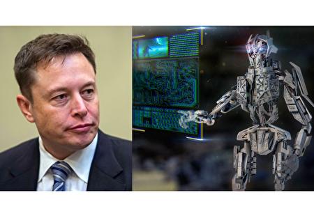 2017年7月15日,马斯克(Elon Musk)建议政府必须尽快立法规范人工智慧的发展,以防人类被越来越聪明的电脑或是网络智慧超越及可能对人类造成的威胁。本图为马斯克于1月23日出席白宫的科技企业领袖会议。  (NICHOLAS KAMM/AFP/Getty Images)