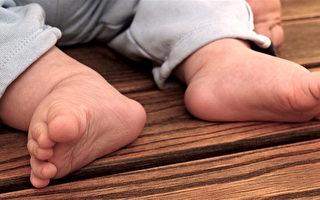 可爱的小脚。(pixabay.com)
