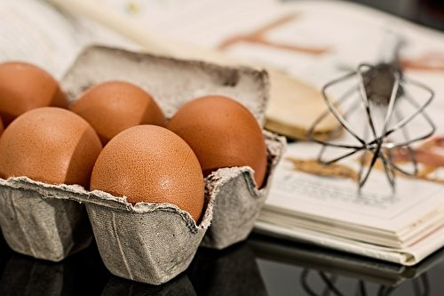雞蛋。(Steve Buissinne/CC/Pixabay)