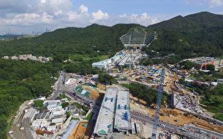 香港蓮塘以南56公頃地建科學園