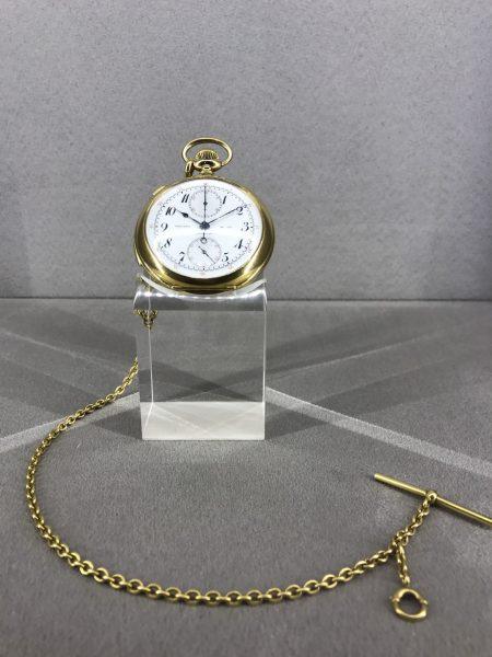 是巴頓將軍的懷錶。