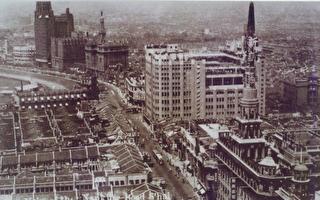 百货公司把各种理想生活、异国情调带到当地,不仅在地景上直接改写城市风貌,更改变了城市里人们的生活面貌,把任何事物都变得有其消费性。 (图片来源/连玲玲提供)