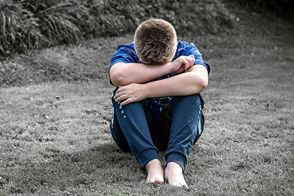 研究发现,台湾近1/3儿童有精神疾患需要专业评估、协助。(Shutterstock)