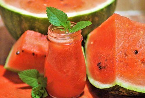 西瓜汁。(Iva Balk/CC/Pixabay)