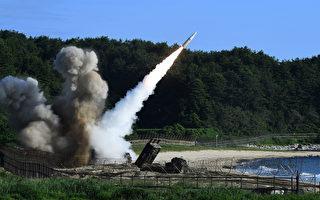 朝鮮週二(7月4日)試射一枚洲際彈道導彈(ICBM),再次引發國際譴責。7月5日,美韓軍演也反射了一枚導彈。 (South Korean Defense Ministry via Getty Images)