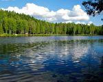 湖边风光。(Pixabay)