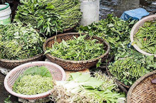 綠葉蔬菜。(Pexels/CC/Pixabay)