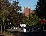 Molson 大楼是蒙特利尔地标之一( 大纪元资料图片)